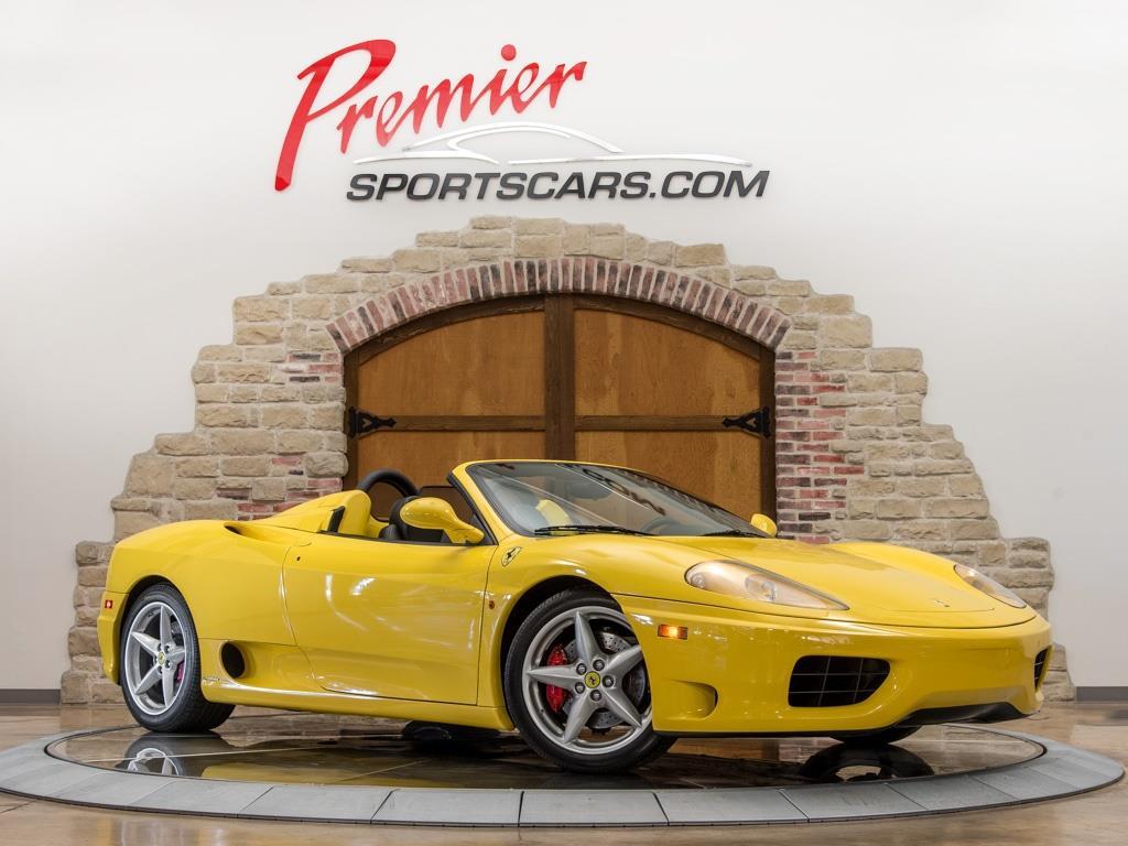 2001 Ferrari 360 Spider - Photo 4 - Springfield, MO 65802