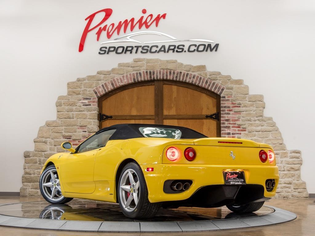 2001 Ferrari 360 Spider - Photo 12 - Springfield, MO 65802