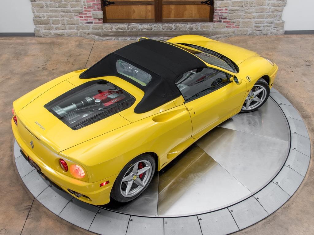 2001 Ferrari 360 Spider - Photo 37 - Springfield, MO 65802