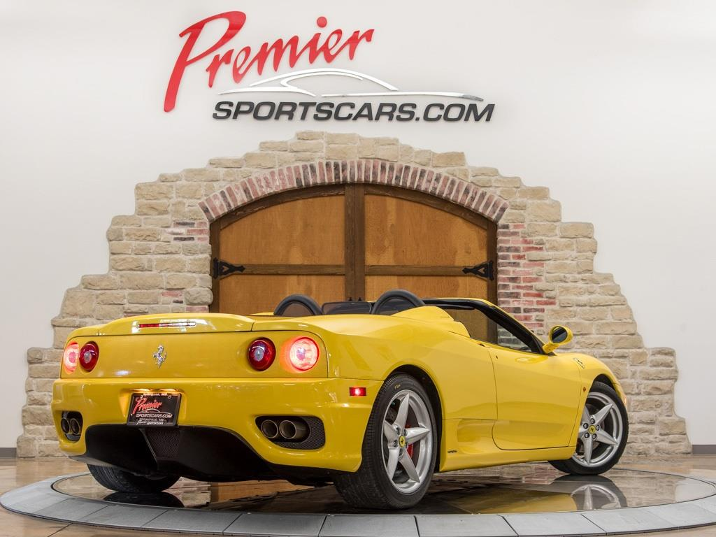 2001 Ferrari 360 Spider - Photo 9 - Springfield, MO 65802