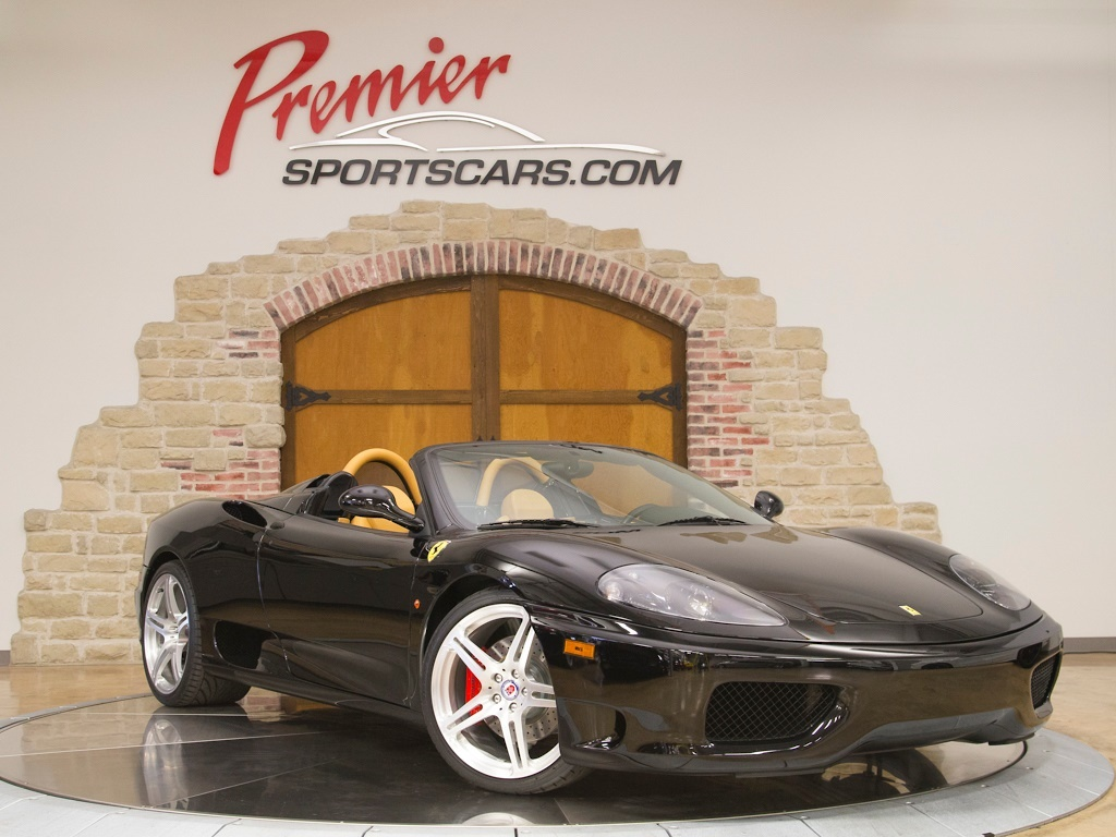 2004 Ferrari 360 Spider - Photo 4 - Springfield, MO 65802