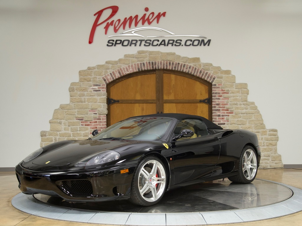 2004 Ferrari 360 Spider - Photo 32 - Springfield, MO 65802