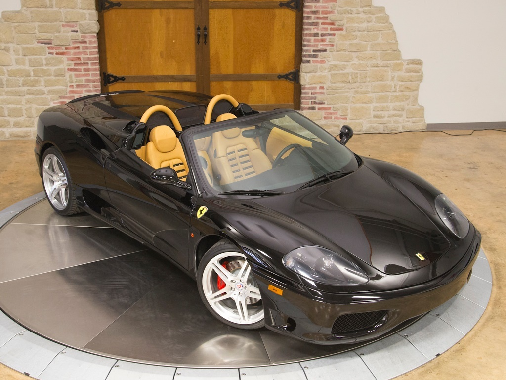 2004 Ferrari 360 Spider - Photo 9 - Springfield, MO 65802