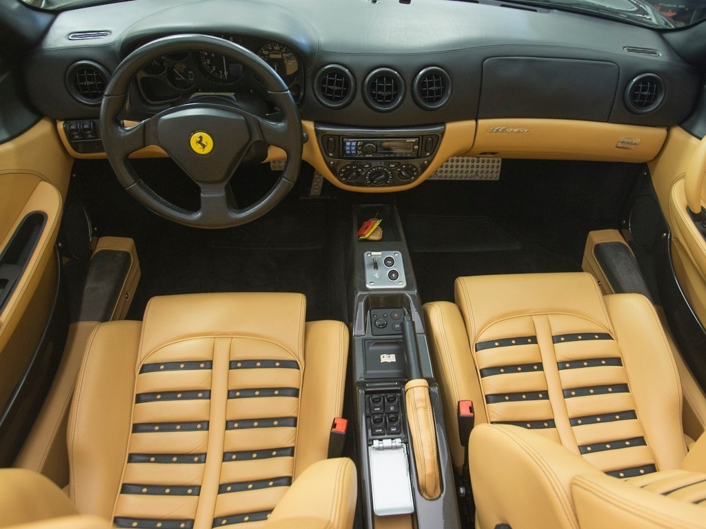 2004 Ferrari 360 Spider - Photo 2 - Springfield, MO 65802