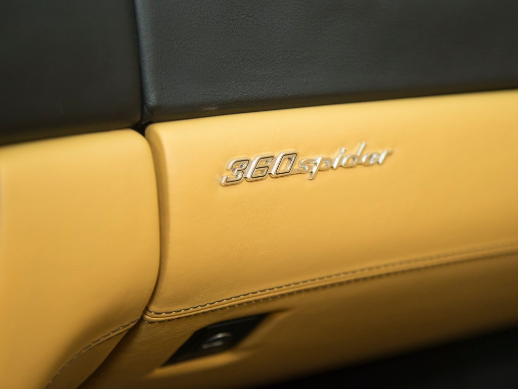 2004 Ferrari 360 Spider - Photo 21 - Springfield, MO 65802