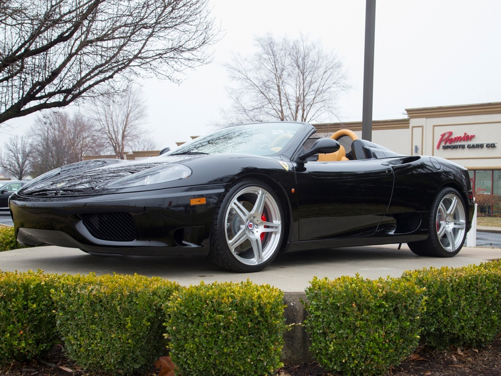 2004 Ferrari 360 Spider - Photo 41 - Springfield, MO 65802