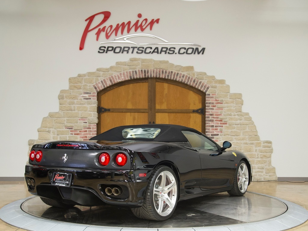 2004 Ferrari 360 Spider - Photo 36 - Springfield, MO 65802