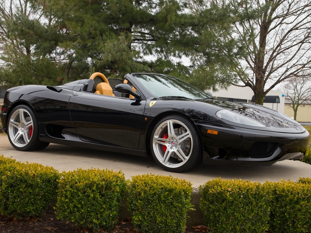 2004 Ferrari 360 Spider - Photo 38 - Springfield, MO 65802