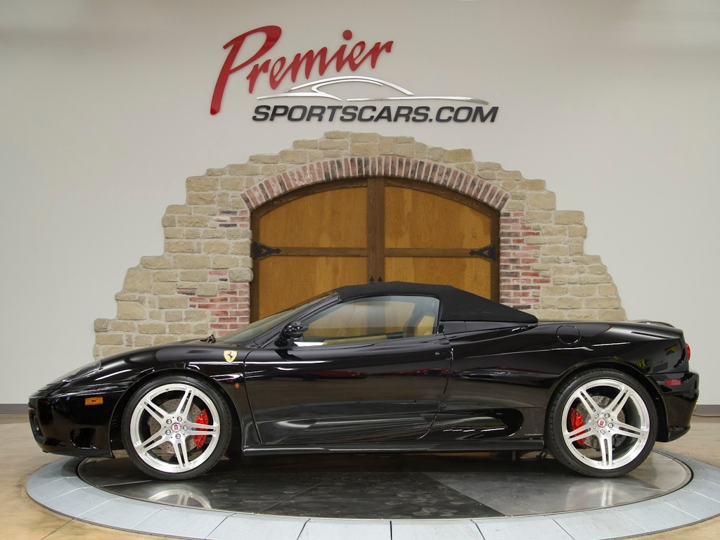 2004 Ferrari 360 Spider - Photo 33 - Springfield, MO 65802