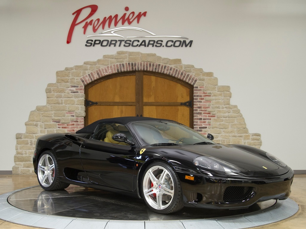 2004 Ferrari 360 Spider - Photo 30 - Springfield, MO 65802