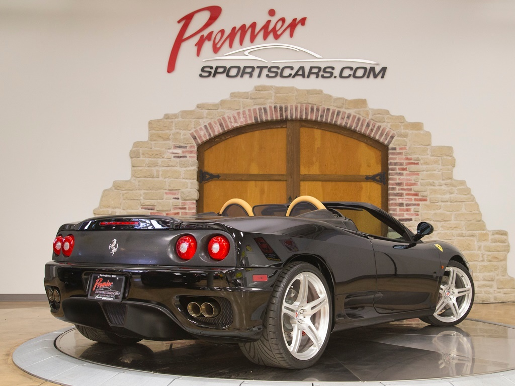 2004 Ferrari 360 Spider - Photo 7 - Springfield, MO 65802