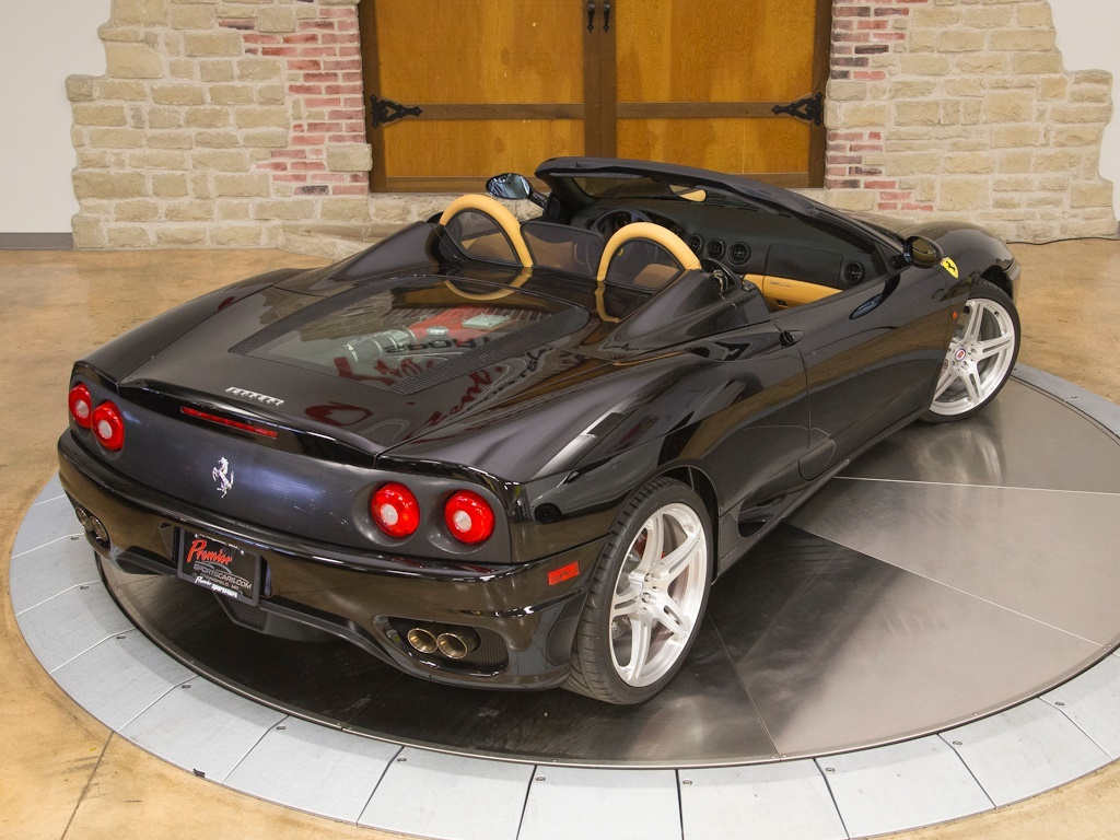 2004 Ferrari 360 Spider - Photo 12 - Springfield, MO 65802