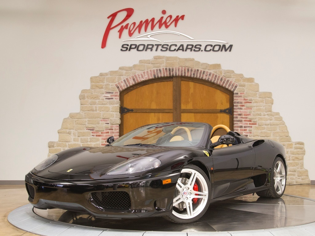 2004 Ferrari 360 Spider - Photo 1 - Springfield, MO 65802