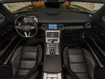 2012 Mercedes-Benz SLS AMG Roadster Convertible