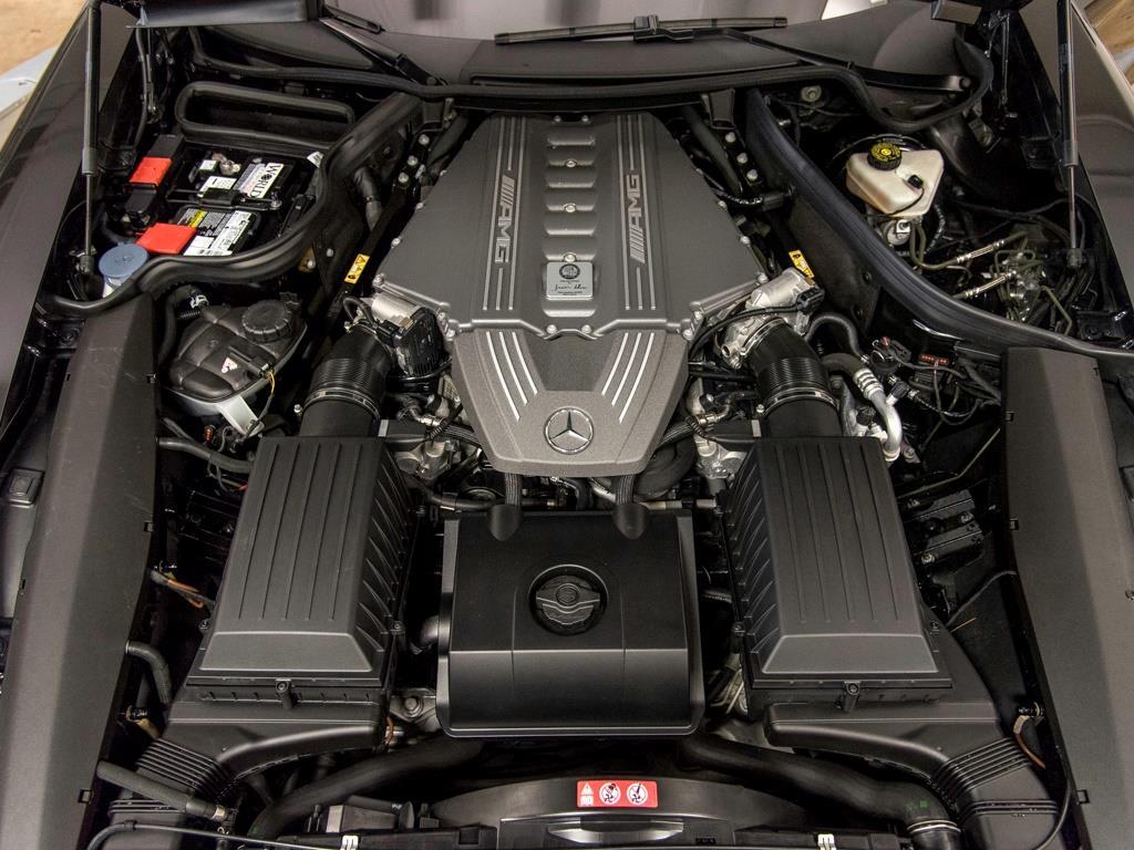 2012 Mercedes-Benz SLS AMG Roadster - Photo 35 - Springfield, MO 65802
