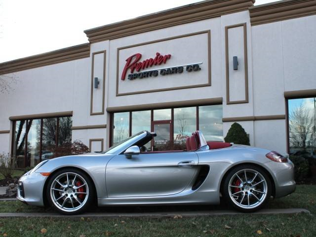 2015 Porsche Boxster Gts For Sale In Springfield Mo Stock
