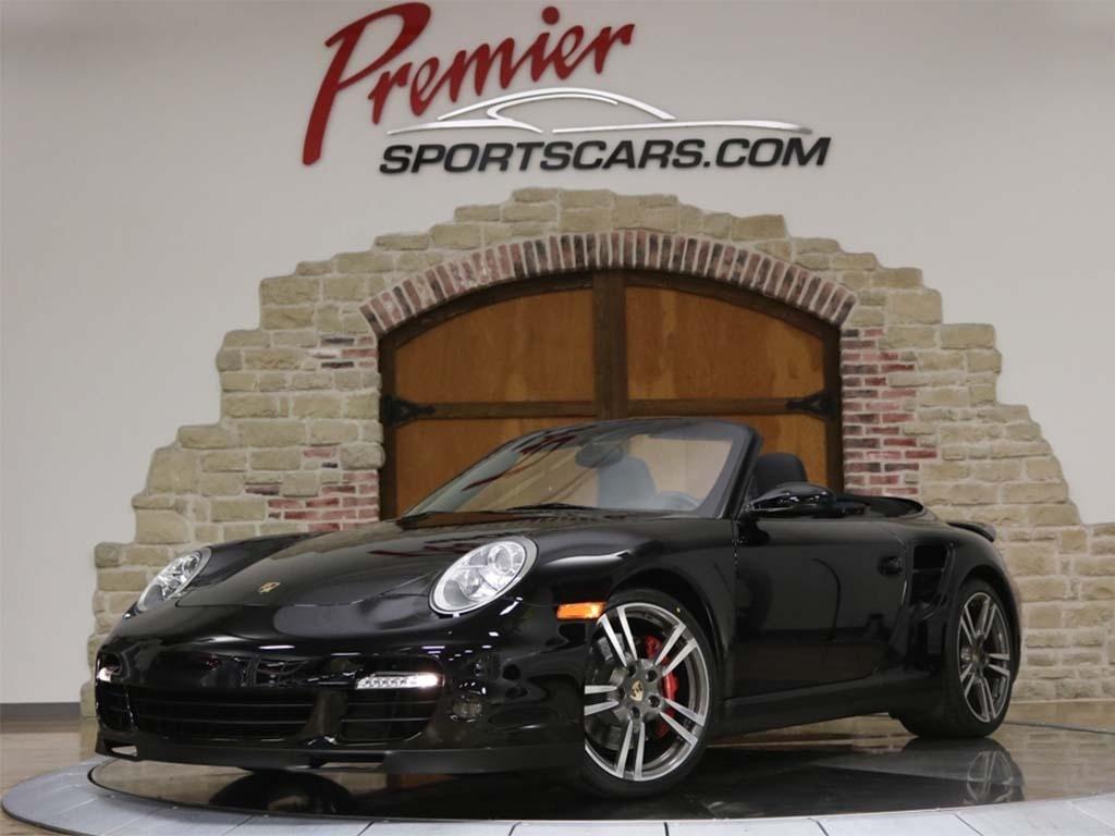 2009 Porsche 911 Turbo - Photo 1 - Springfield, MO 65802