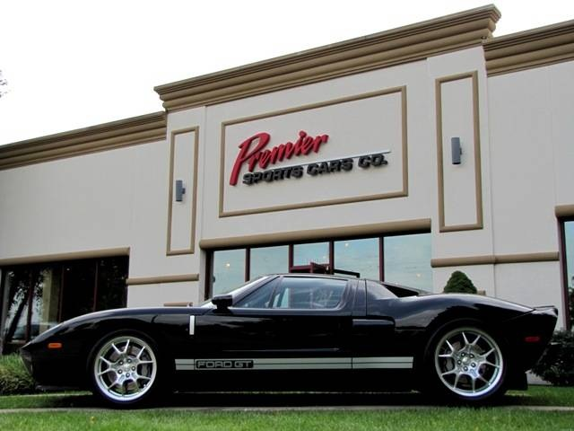 2006 ford gt for sale in springfield mo stock p4010. Black Bedroom Furniture Sets. Home Design Ideas