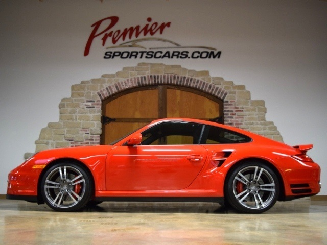2011 Porsche 911 Turbo For Sale In Springfield Mo Stock