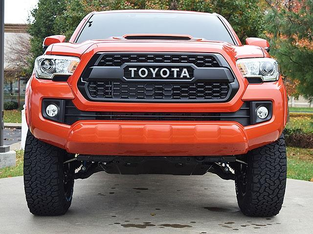 2017 toyota tacoma trd sport for sale in springfield mo. Black Bedroom Furniture Sets. Home Design Ideas