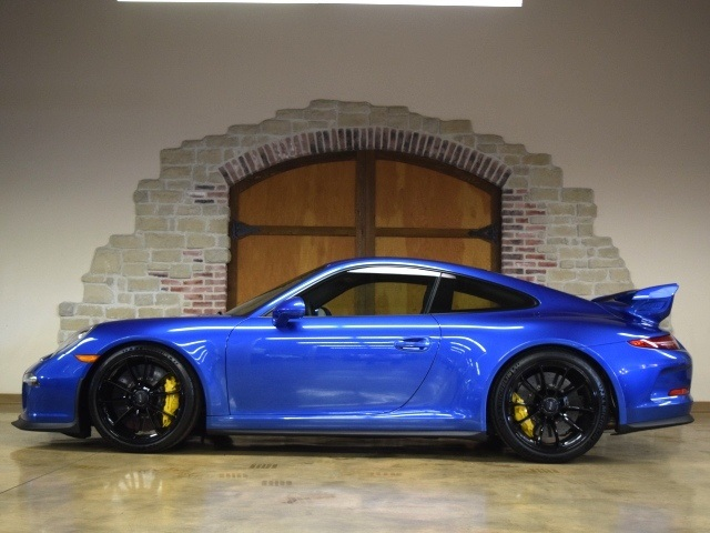 2015 porsche 911 gt3 for sale in springfield mo stock p4647. Black Bedroom Furniture Sets. Home Design Ideas