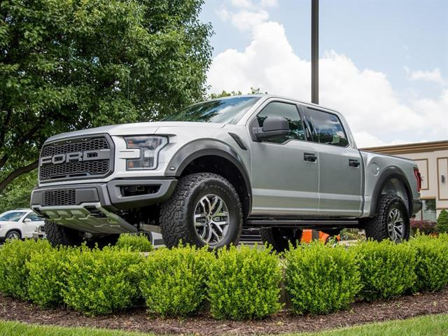 2017 ford f 150 raptor for sale in springfield mo stock p5096. Black Bedroom Furniture Sets. Home Design Ideas