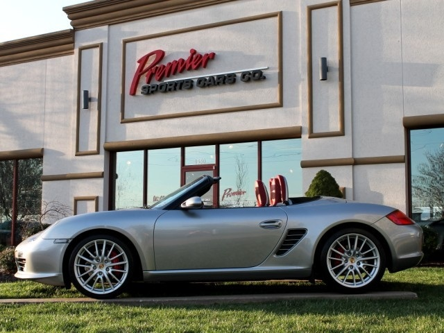 2008 Porsche Boxster Rs 60 Spyder For Sale In Springfield Mo