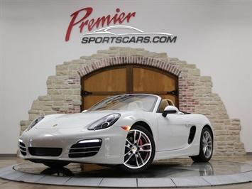 2013 Porsche Boxster S Convertible