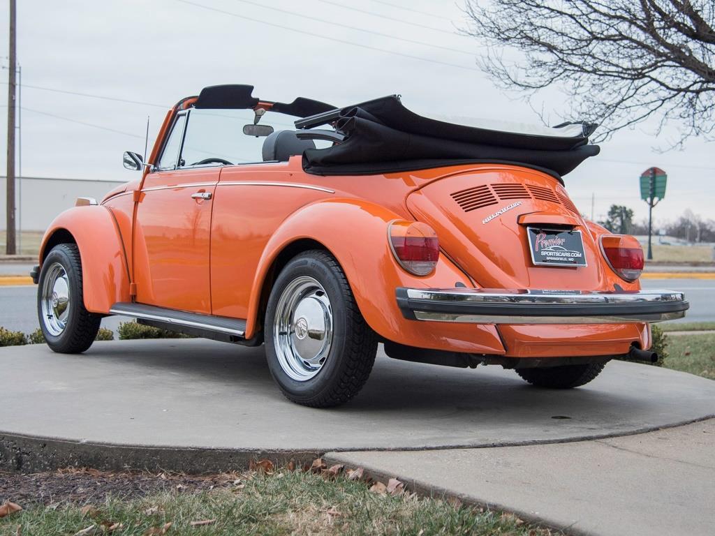 1979 Volkswagen Beetle - Photo 30 - Springfield, MO 65802
