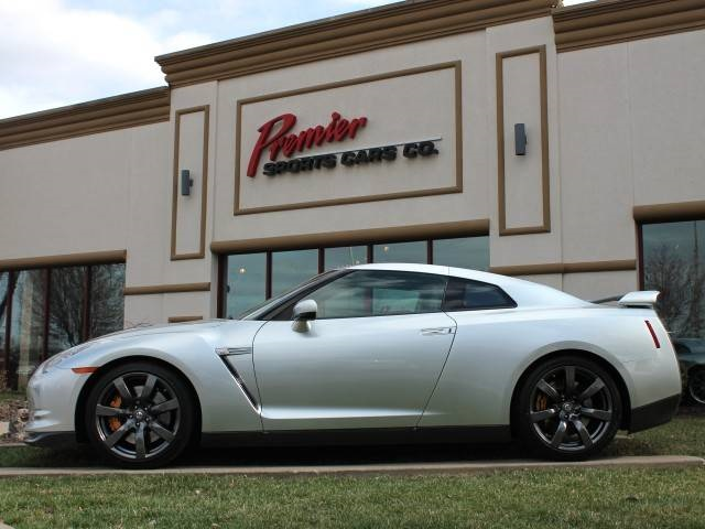 2009 nissan gt r premium for sale in springfield mo stock p4423. Black Bedroom Furniture Sets. Home Design Ideas