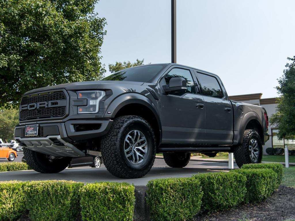 2018 ford f 150 raptor for sale in springfield mo stock p5214. Black Bedroom Furniture Sets. Home Design Ideas
