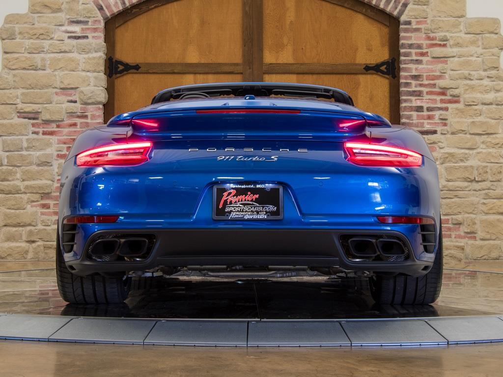 2017 Porsche 911 Turbo S - Photo 8 - Springfield, MO 65802