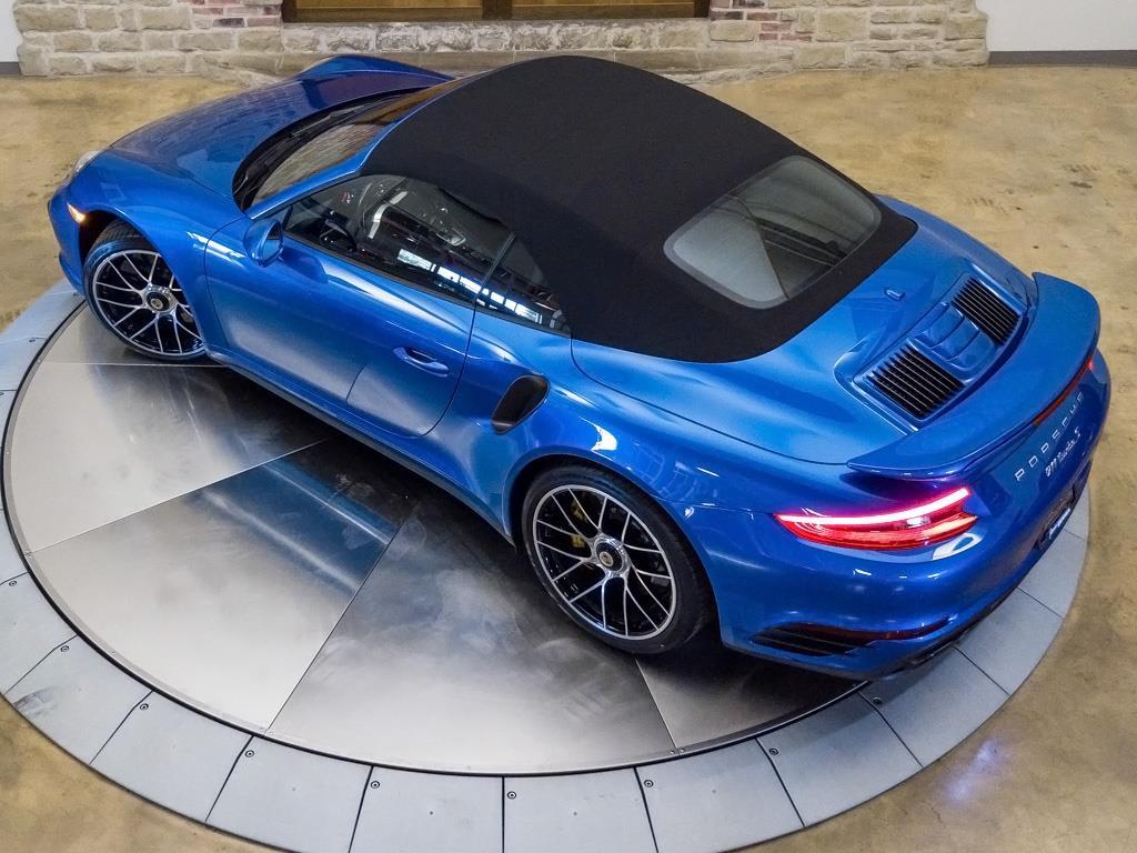 2017 Porsche 911 Turbo S - Photo 33 - Springfield, MO 65802