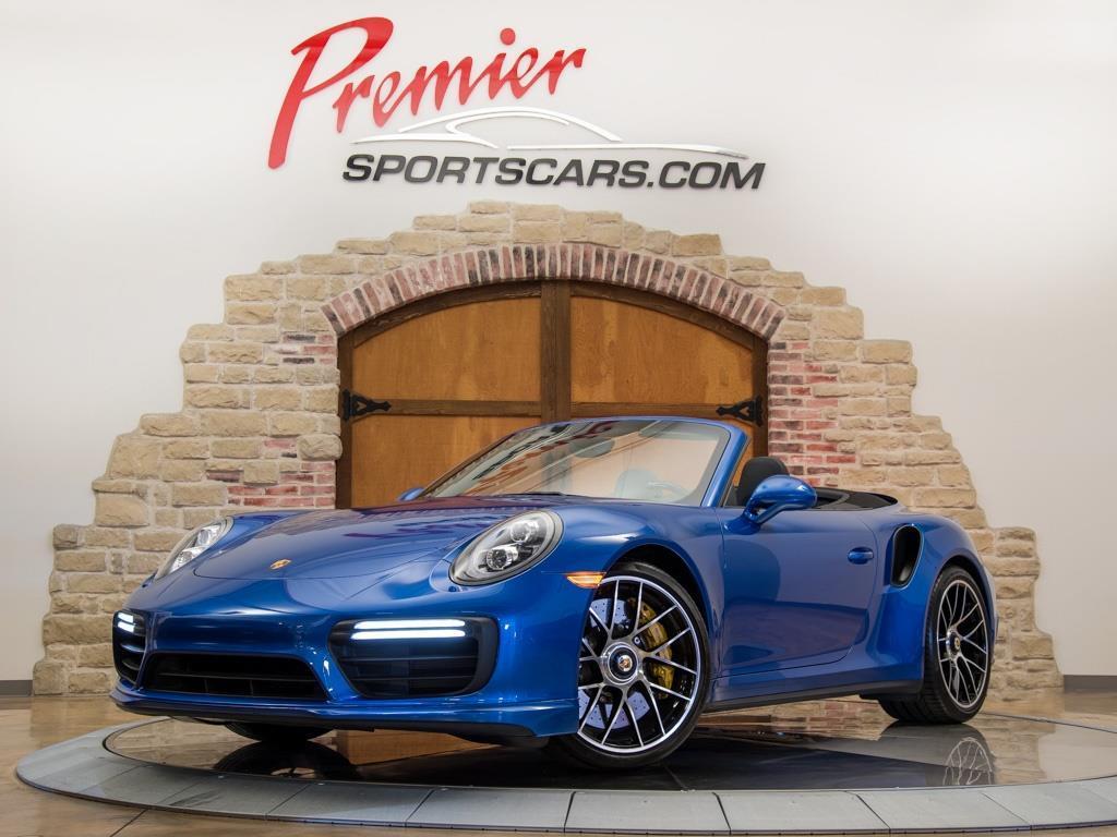2017 Porsche 911 Turbo S - Photo 1 - Springfield, MO 65802