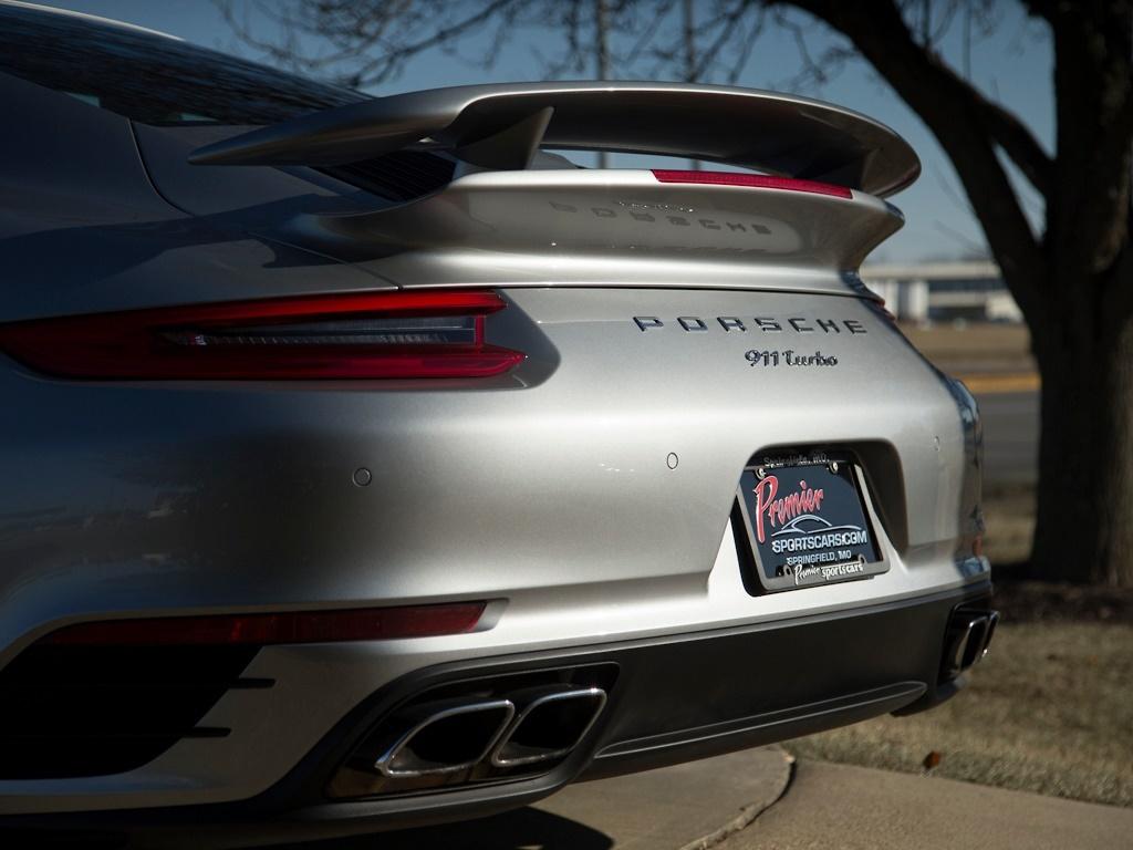 2017 Porsche 911 Turbo - Photo 31 - Springfield, MO 65802