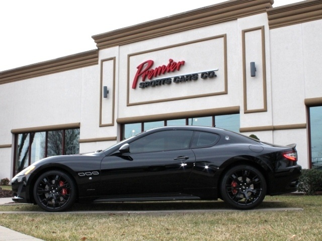 2013 Maserati Granturismo Sport For Sale In Springfield Mo Stock