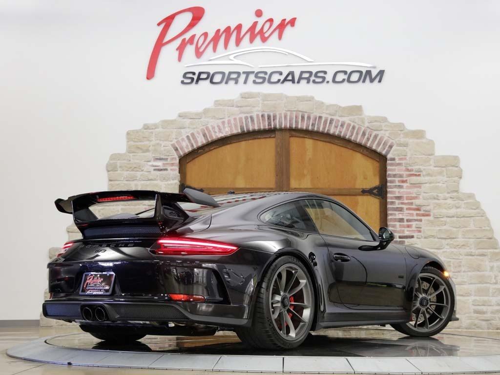 """2018 Porsche 911 GT3  """"Manual """" - Photo 9 - Springfield, MO 65802"""