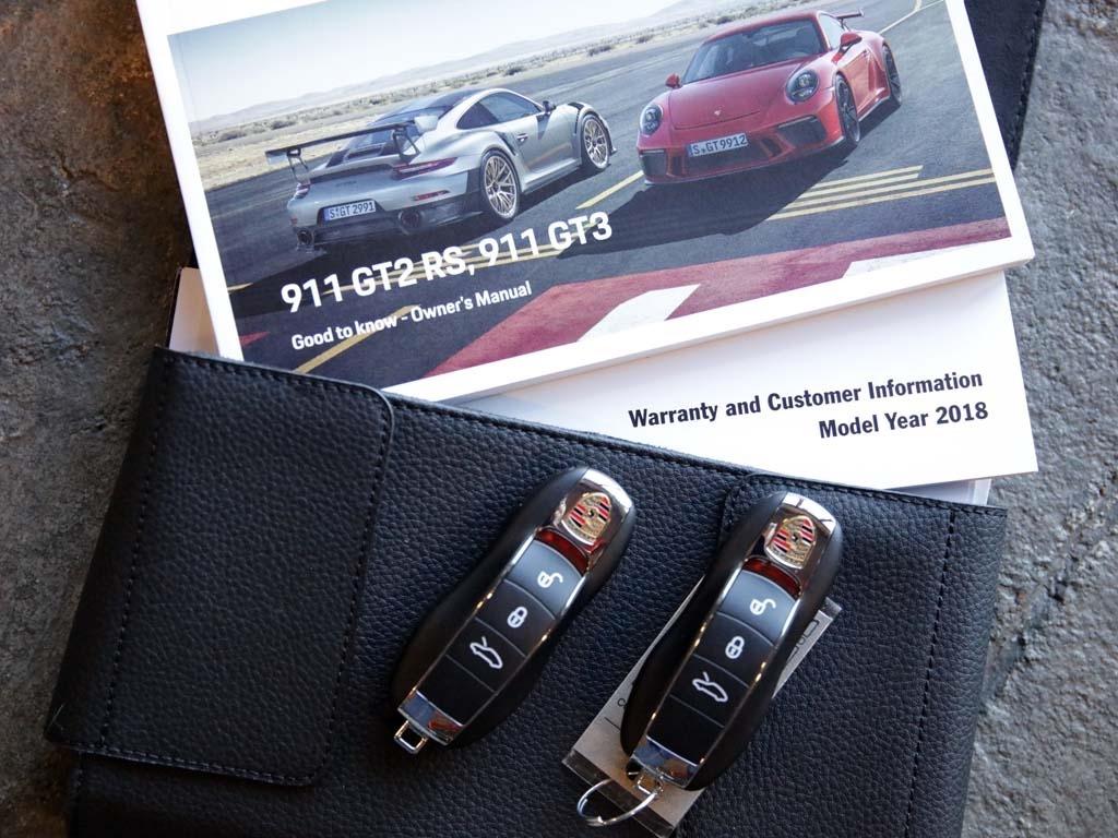 """2018 Porsche 911 GT3  """"Manual """" - Photo 58 - Springfield, MO 65802"""