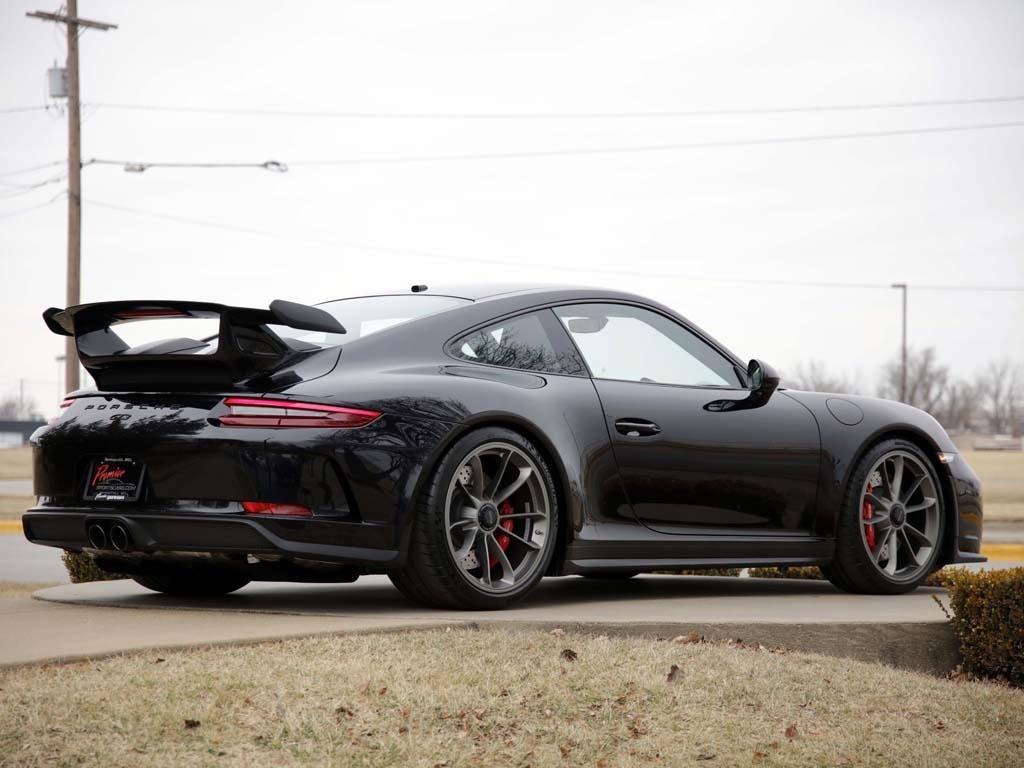 """2018 Porsche 911 GT3  """"Manual """" - Photo 41 - Springfield, MO 65802"""