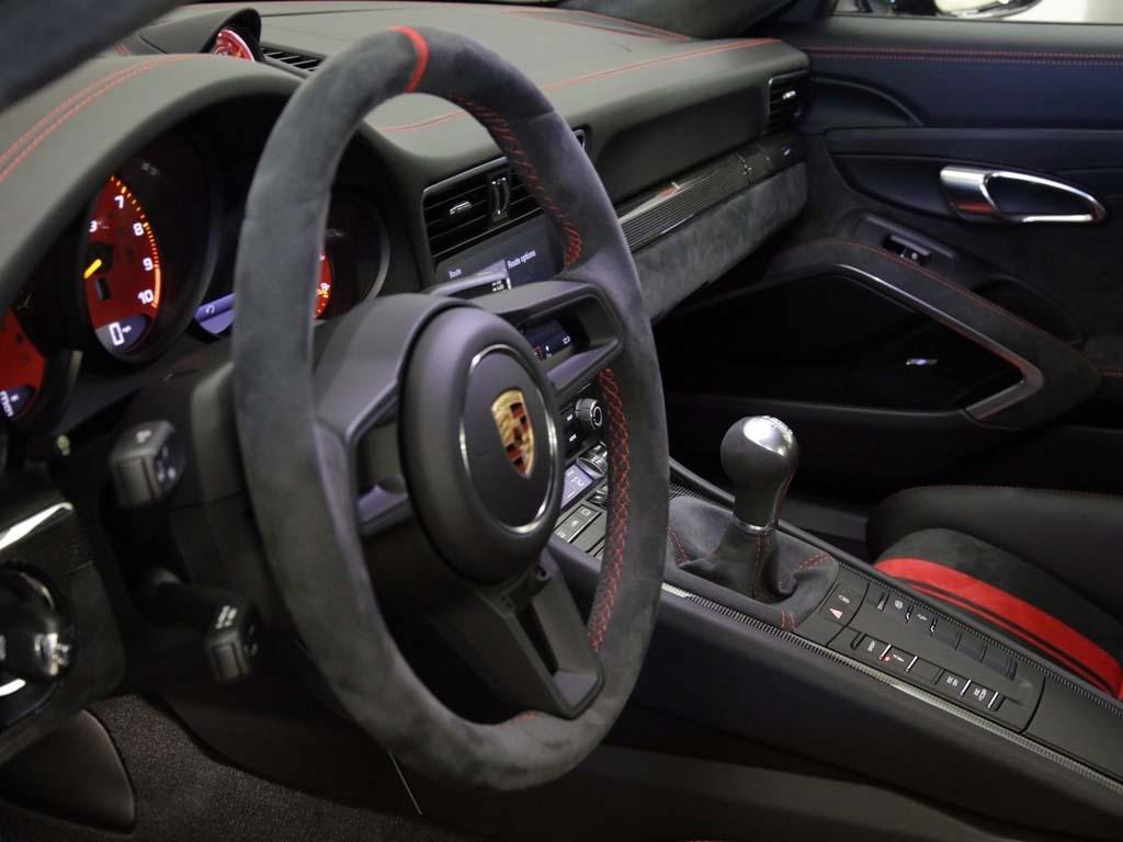 """2018 Porsche 911 GT3  """"Manual """" - Photo 19 - Springfield, MO 65802"""