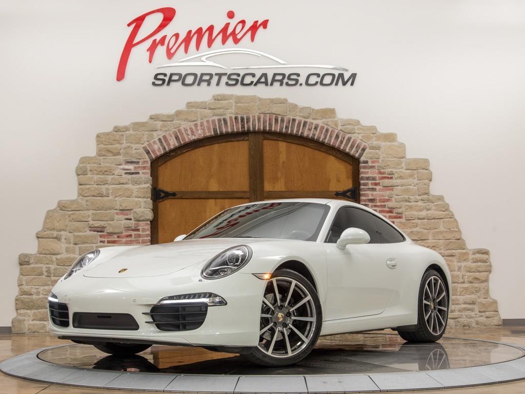 2013 Porsche 911 Carrera - Photo 1 - Springfield, MO 65802