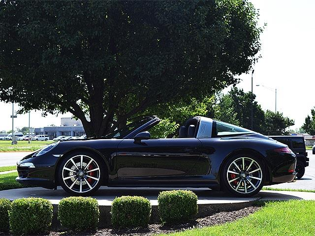 2015 Porsche 911 Targa 4s Quot Manual Quot For Sale In Springfield