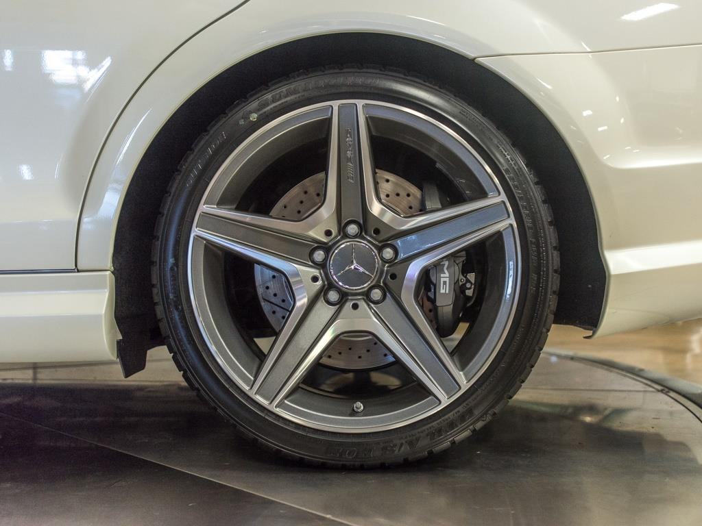 2013 Mercedes-Benz C 63 AMG - Photo 33 - Springfield, MO 65802