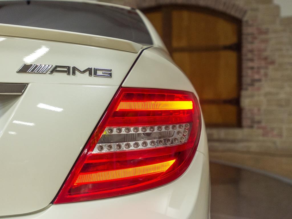 2013 Mercedes-Benz C 63 AMG - Photo 30 - Springfield, MO 65802