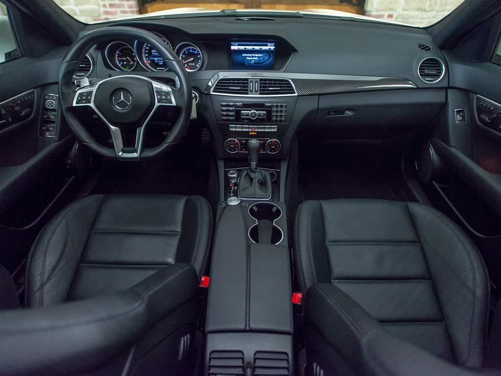 2013 Mercedes-Benz C 63 AMG - Photo 2 - Springfield, MO 65802