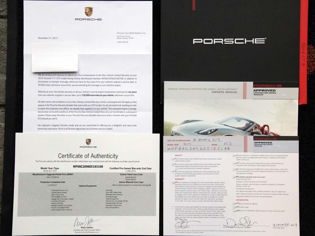2014 Porsche 911 GT3 - Photo 55 - Springfield, MO 65802