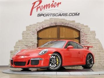 2014 Porsche 911 GT3 Coupe