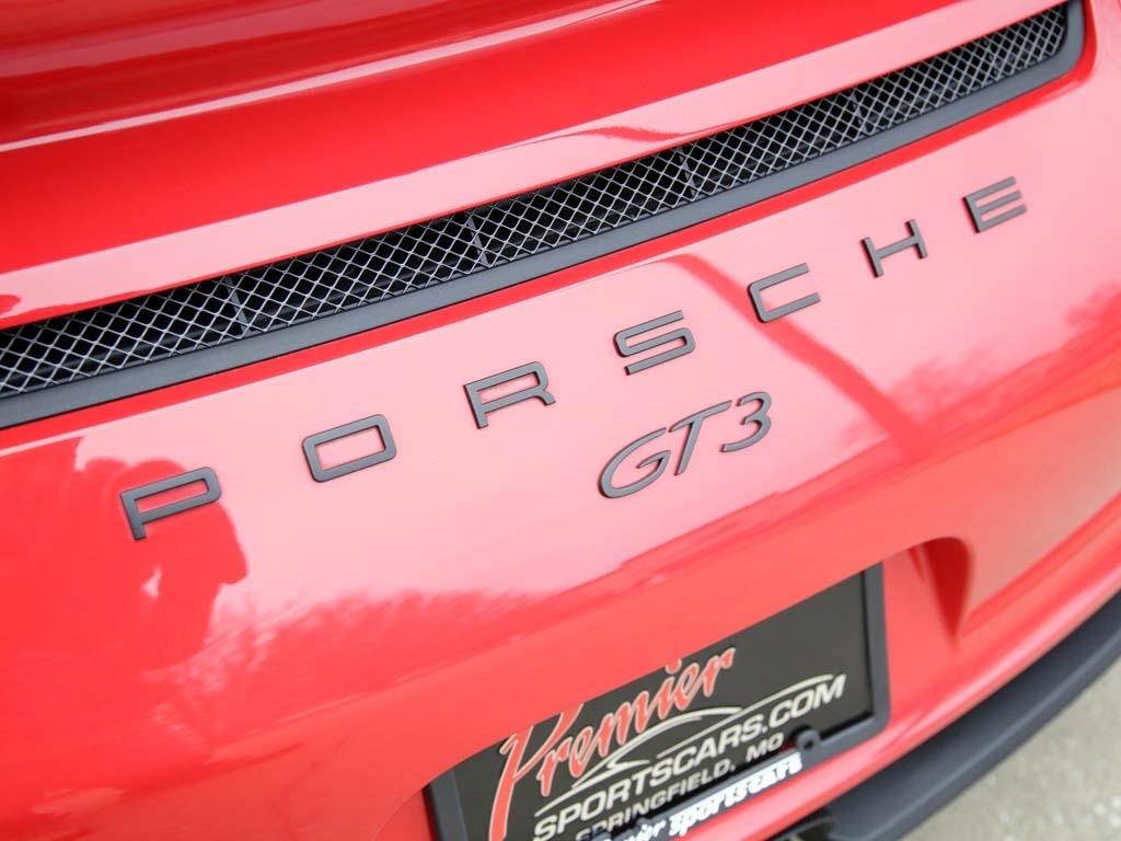 2014 Porsche 911 GT3 - Photo 47 - Springfield, MO 65802
