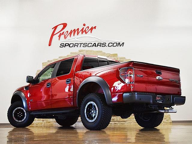 2014 Ford F 150 Svt Raptor Special Edition