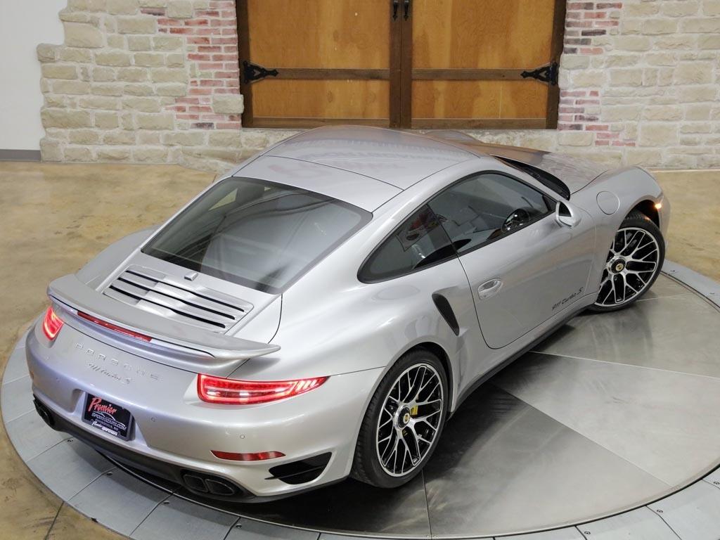 2014 Porsche 911 Turbo S - Photo 34 - Springfield, MO 65802